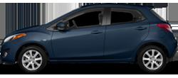 2014 Mazda2 - Mazda Model Research