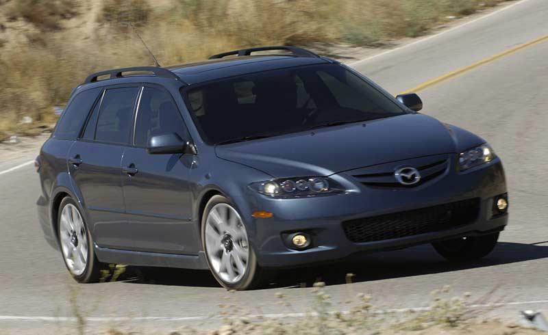 2006 Mazda6 Hatchback