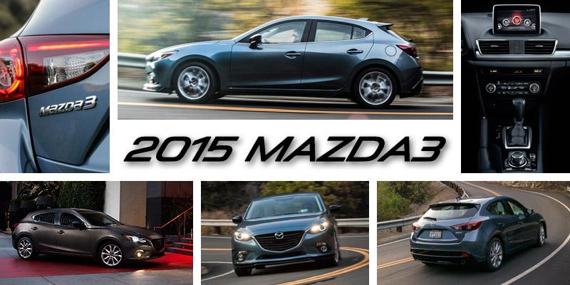 2015 Mazda3 Specs - Header