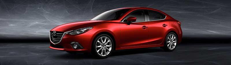 2015 Mazda3 sedan