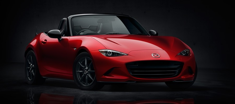 New Mazdas - 2016 MX-5 Miata