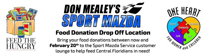 One Heart For Women and Children - Sport Mazda