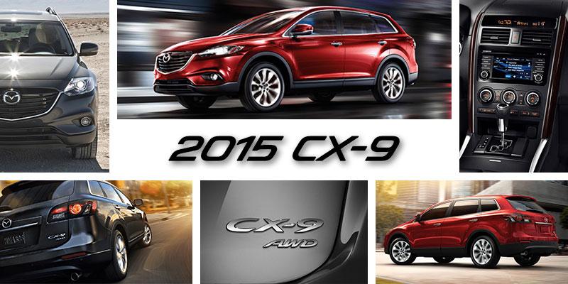 2015 Mazda CX-9 Research Center