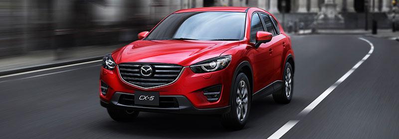 Red 2016 Mazda CX-5 - Sport Mazda Orlando, FL