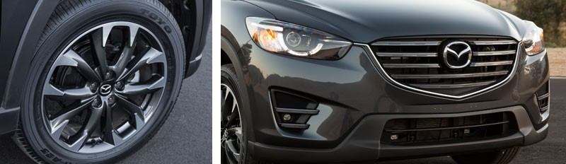 2016 Mazda CX-5 Exterior Changes - Sport Mazda Orlando, FL