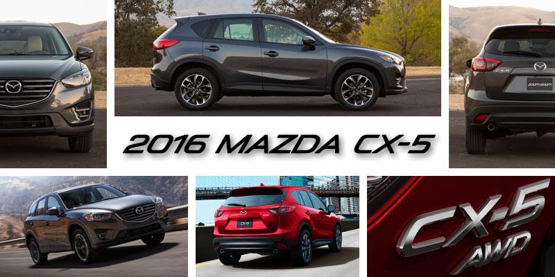 2016 Mazda CX-5 Specifications - Sport Mazda Orlando, FL