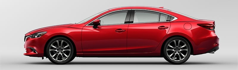 Red 2016 Mazda6 - Sport Mazda Orlando, FL