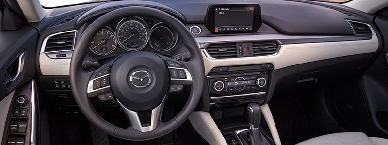 2016 Mazda6 Interior - Sport Mazda Orlando, FL