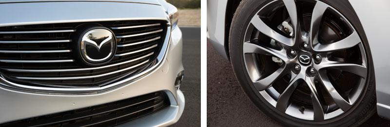 2016 Mazda6 Exterior Updates - Sport Mazda Orlando, FL