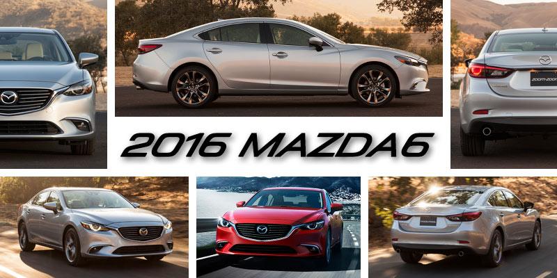 2016 Mazda6 at Sport Mazda Orlando, FL