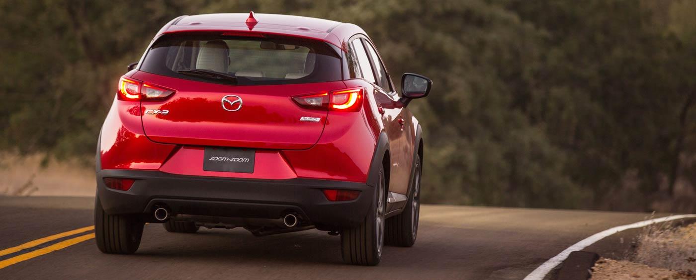 2016 CX3 Sport Mazda Orlando