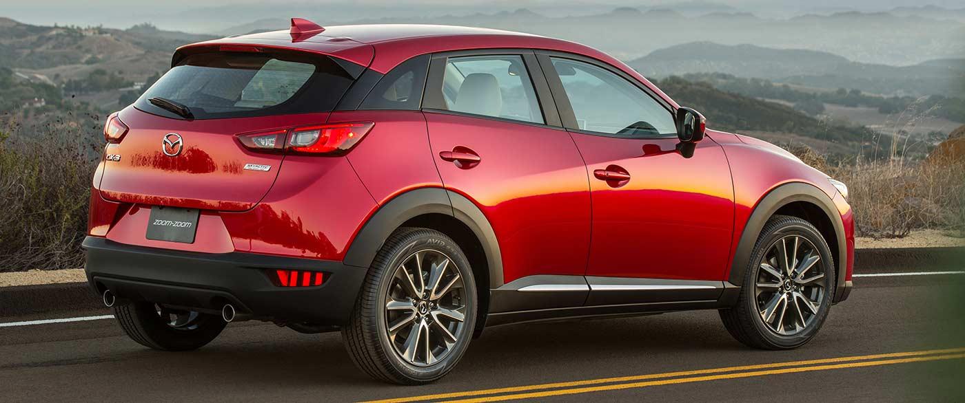 2016 Mazda CX-3 Orlando