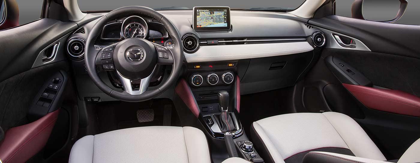 2016 Mazda CX-3 Features