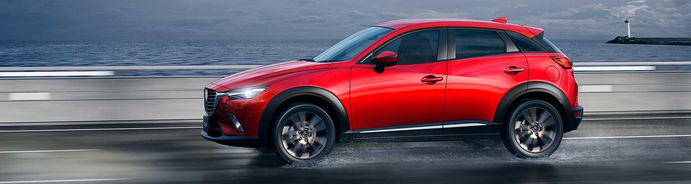 2016 Mazda CX-3 Performance Specs