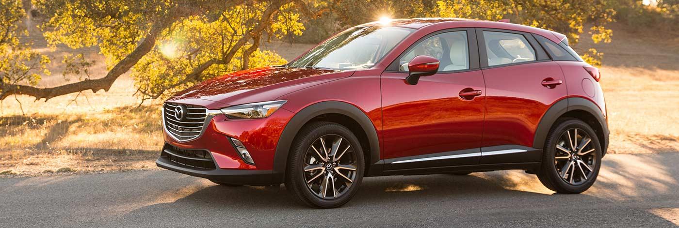 2016 Mazda CX-3 Styling