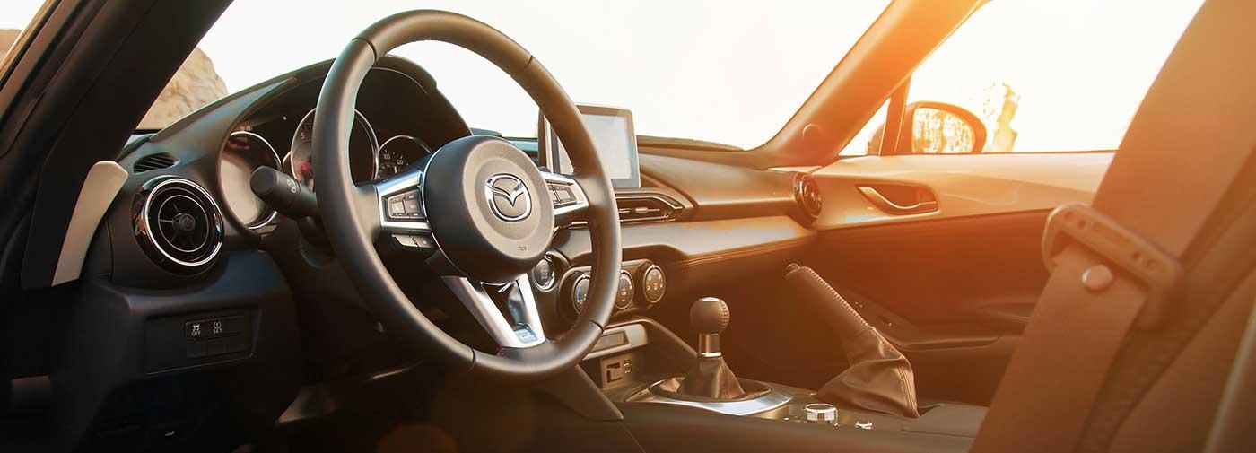 2016 Mazda Miata Features