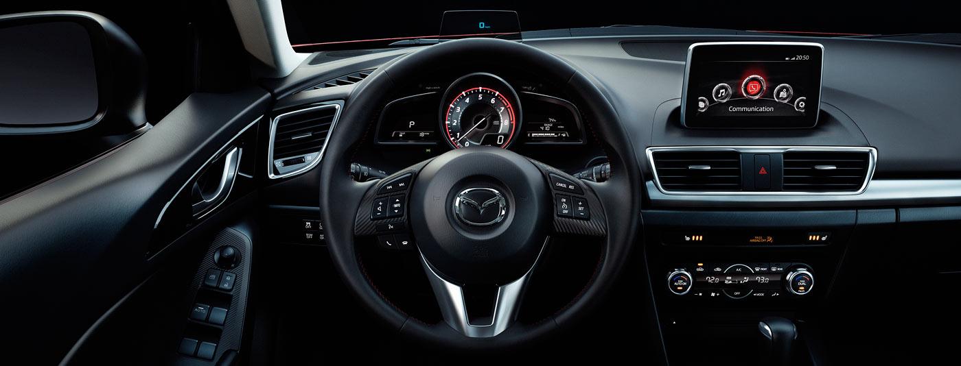 2016 Mazda Mazda3 Features