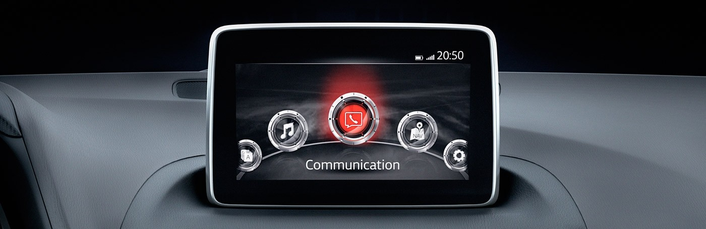 Mazda Connect Infotainment System at Sport Mazda Orlando
