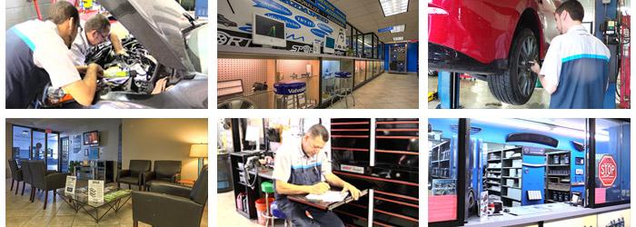 The Sport Mazda Service Department in Orlando, FL