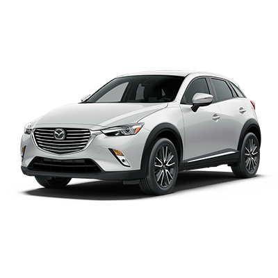 2017 Mazda CX-3 Sport Front Wheel Drive with Automatic Transmission