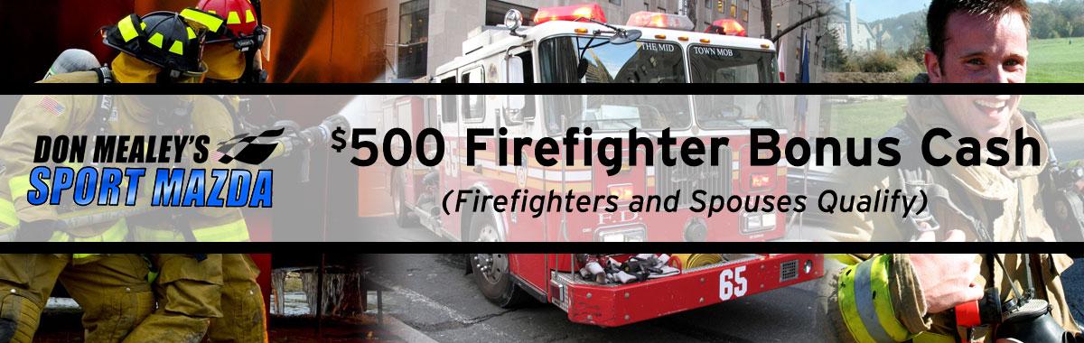 Firefighters-Bonus-Cash-Sport-Mazda-Orlando-FL