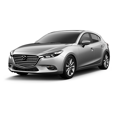 2017 Mazda3 Hatchback Sport with Automatic Transmission