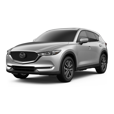 2017 Mazda CX-5 Sport with Front Wheel Drive and Automatic Transmission