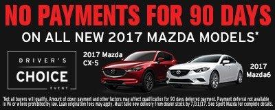 Mazda Driver's Choice Event Sport Mazda Orlando, FL