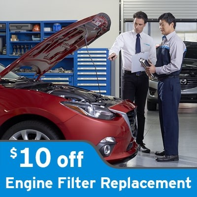 Engine Filter Replacement