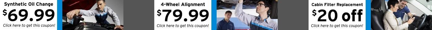 Sport Mazda Service Coupons in Orlando, FL