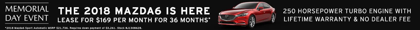 Memorial Day Sales Event at Sport Mazda in Orlando, Florida