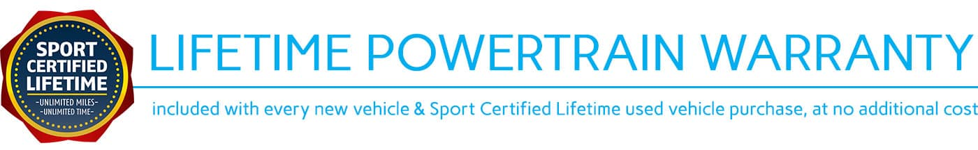 Lifetime Powertrain Warranty Sport Mazda Orlando, FL