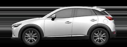 2017 Mazda CX-3 Specs | Sport Mazda Orlando, FL
