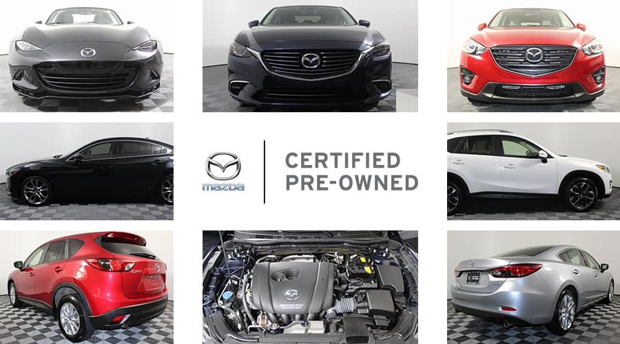 Certified Pre-Owned at Sport Mazda