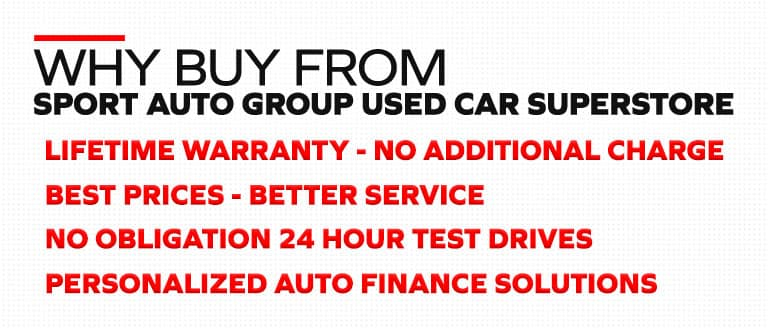 Why Buy Used at Sport Mazda in Orlando, FL