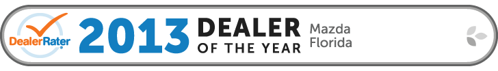 DealerRater Dealer of the Year 2013