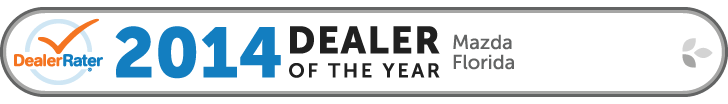 DealerRater Dealer of the Year 2014