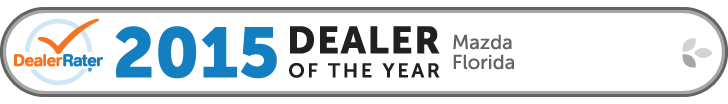 DealerRater Dealer of the Year 2015