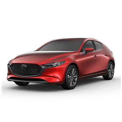 Hatchback Mazda3 2020