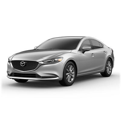 Mazda6 2020 con transmisión automática deportiva