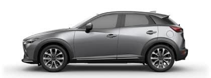 Machine Gray 2019 Mazda CX-3 | Sport Mazda Orlando, FL