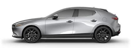 Machine Gray 2019 Mazda3 Hatchback | Sport Mazda Orlando, FL