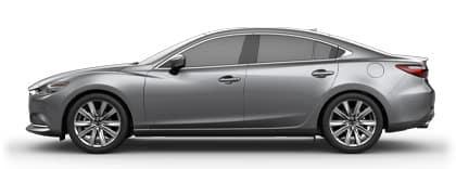 Machine Gray 2019 Mazda6 | Sport Mazda Orlando, FL