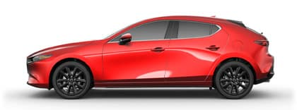 Soul Red 2020 Mazda3 Hatchback | Sport Mazda Orlando, FL