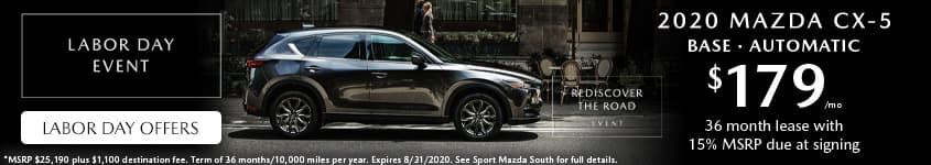 2020-Mazda-CX-5-Lease-Labor-Day-Sport-Mazda-South-Orlando-32837