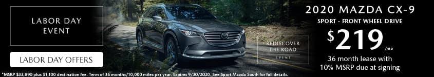 2020-Mazda-CX-9-Lease-Labor-Day-Sport-Mazda-South-Orlando-32837