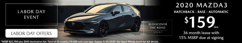 2020-Mazda3-Hatchback-Lease-Labor-Day-Sport-Mazda-South-Orlando-32837