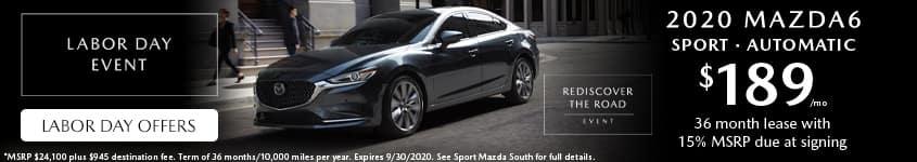 2020-Mazda6-Lease-Labor-Day-Sport-Mazda-South-Orlando-32837