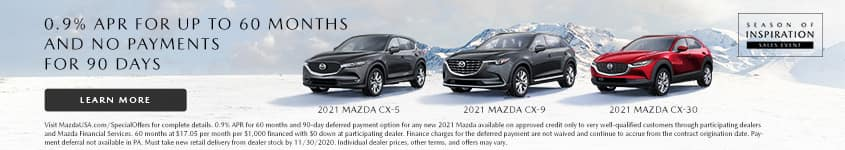 Sport Mazda South Orlando FL 32837 Season Of Inspiration Nov 20