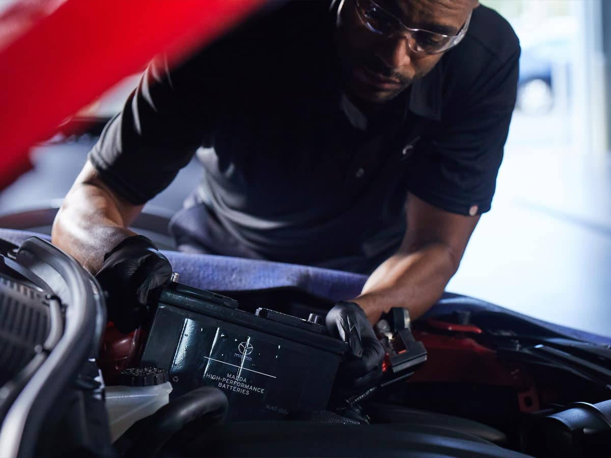 Battery Replacement Service Special Sport Mazda in Orlando, FL